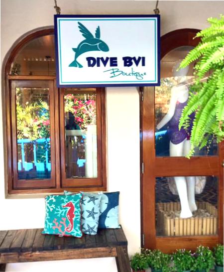 Dive BVI Boutique