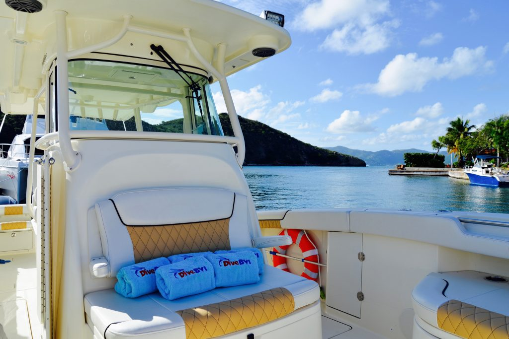 Sea Bandit private charter