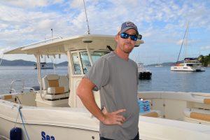 Captain Jeff and Sea Bandit