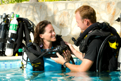 Closed Circuit Rebreather