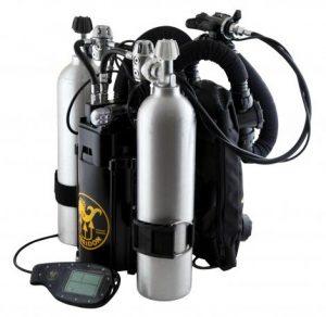 Posiedon rebreather