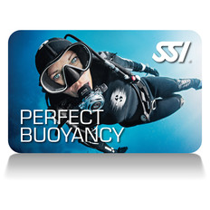 SSI Perfect Buoyancy card