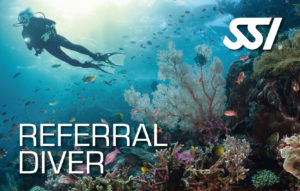SSI Referral Diver card