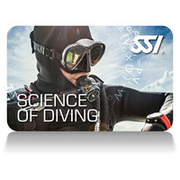 SSI Science of Diving card