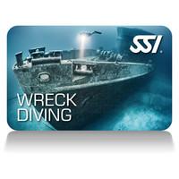 SSI Wreck Diver